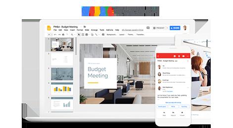 Google Workspace - Reallink Digital