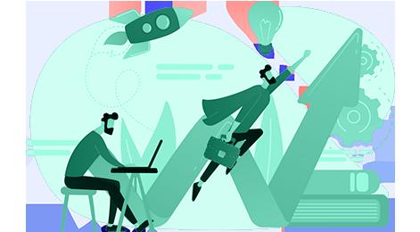 Pensar em negócios - Reallink Digital